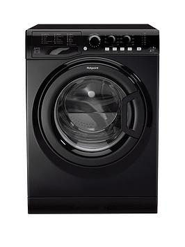 Hotpoint Hotpoint Fml842K 8Kg Load, 1400 Spin Washing Machine - Black Picture