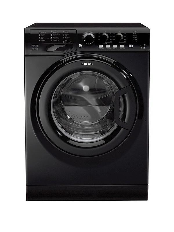 nowy haj najtańszy wielka wyprzedaż FML842K 8kg Load, 1400 Spin Washing Machine - Black