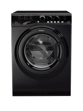 Hotpoint Hotpoint Fml942K 9Kg Load, 1400 Spin Washing Machine - Black Picture