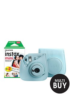 fujifilm-instax-instax-mini-9-ice-blue-instant-camera-bundle