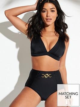 v-by-very-shapewear-trim-detail-high-waist-bikini-brief-black