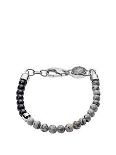 diesel-diesel-semi-precious-and-steel-beaded-mens-bracelet