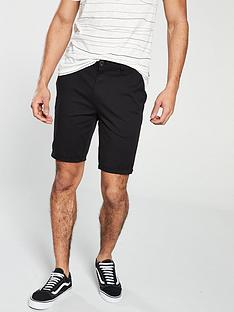 v-by-very-stretch-chino-short-black