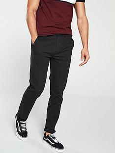 v-by-very-stretch-chino-black