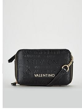 8440745e1b48 Valentino By Mario Valentino Valentino By Mario Valentino Serenity Black Crossbody  Bag