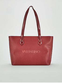 valentino-by-mario-valentino-magnolia-shopper-tote-bag--nbspbordeauxnbsp