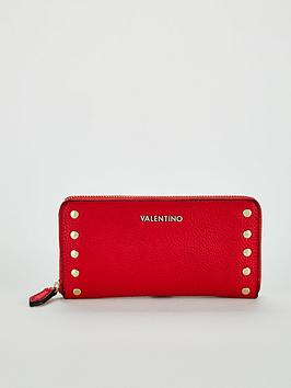 valentino-by-mario-valentino-lucy-zip-around-purse-red