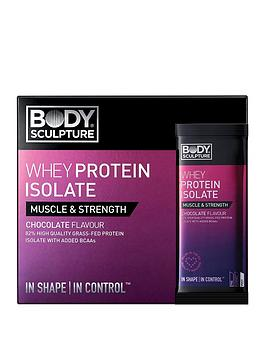 Body Sculpture Body Sculpture Whey Protein Isolate Chocolate - 10 X 25G  ... Picture