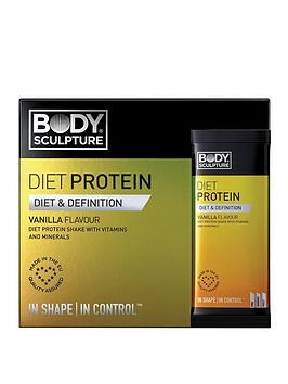 Body Sculpture Body Sculpture Diet Protein Vanilla - 10 X 30G Sachet Picture