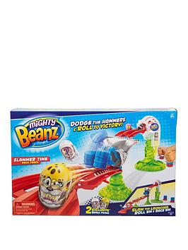 Mighty Beanz Mighty Beanz Slammer Time Race Track S1 Picture