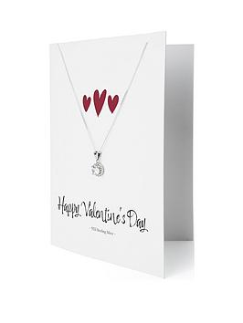the-love-silver-collection-sterling-silver-white-cubic-zirconia-halo-pendant-necklace-with-happy-valentines-day-greetings-card