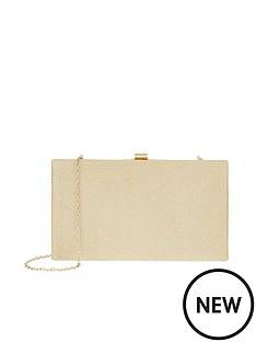 accessorize-colette-glitter-clip-frame-clutch-bag-gold