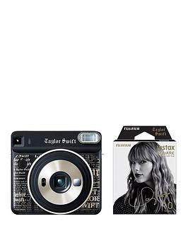 fujifilm-instax-instax-square-sq6-instant-camera-taylor-swift-editionnbspwith-optional-10-or-30-pack-of-paper