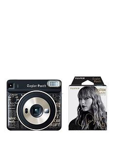 fujifilm-instax-square-sq6-instant-camera-taylor-swift-editionnbspwith-optional-10-or-30-pack-of-paper