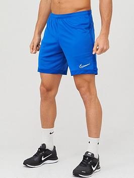 Nike Nike Dry Knit Academy Shorts - Blue Picture