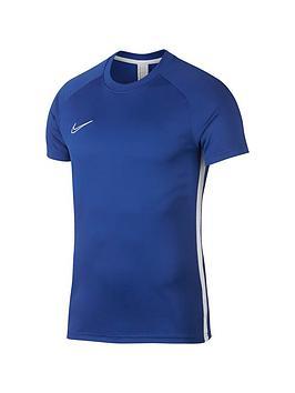 nike-academy-dry-t-shirt-blue
