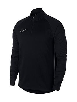 Nike Nike Academy Dry Drill Top - Black Picture