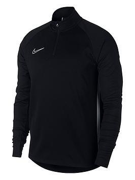 Nike Nike Junior Academy Dri Drill Top Picture