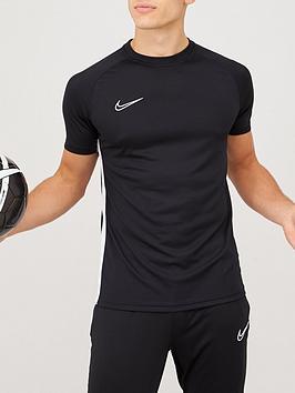 nike-academy-dry-t-shirt-black