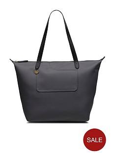 radley-pockets-large-tote-shoulder-zip-top-bag-charcoal
