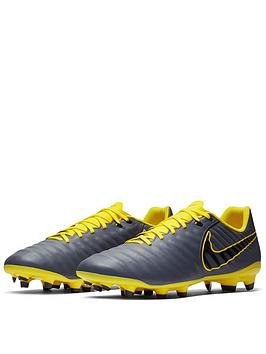 reputable site f5859 7a024 Tiempo Legend Academy Firm Ground Football Boots