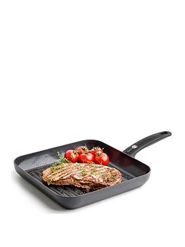 Greenpan Greenpan Cambridge Square Grill Pan Picture