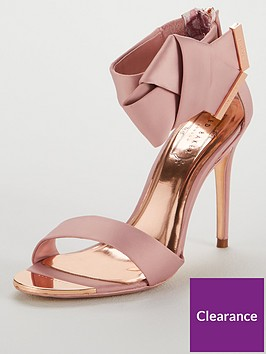 9d2cec5f6cd Ted Baker Elira Bow Heeled Sandal
