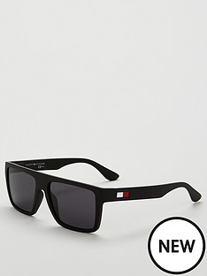 tommy-hilfiger-1605s-sunglasses-black