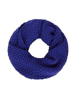accessorize-chunky-knit-snood-blue