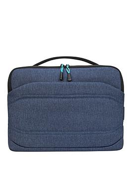 Targus   Groove X2 Slim Case Designed For Macbook 15 Inch & Laptops Up To 15 Inch - Navy