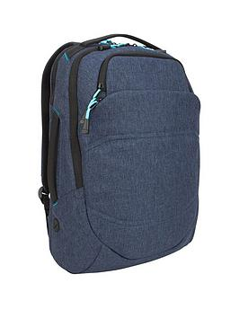 Targus   Groove X2 Max Backpack Designed For Macbook 15 Inch & Laptops Up To 15 Inch- Navy