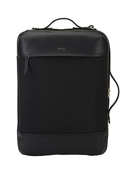 Targus   Newport 15 Inch Laptop Convertible 3 In 1 Backpack - Black