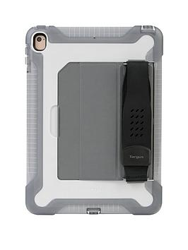 Targus   Safeport Rugged Case For (2018/2017), 9.7 Inch Pro And Air 2 - Grey