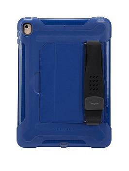 Targus   Safeport Rugged Case For (2018/2017), 9.7 Inch Pro & Air 2 - Blue