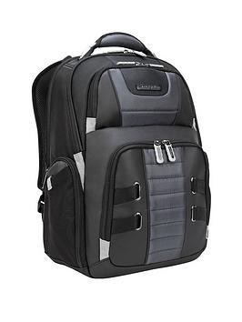 Targus   Driftertrek 11.6-15.6 Inch Laptop Backpack With Usb Power Pass-Thru - Black