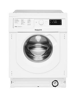 Hotpoint   Biwdhg7148 7Kg Wash, 5Kg Dry, 1400 Spin Washer Dryer - White - Washer Dryer Only