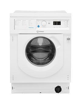 Indesit Indesit Biwmil71452 7Kg Load, 1400 Spin Washing Machine - White -  ... Picture