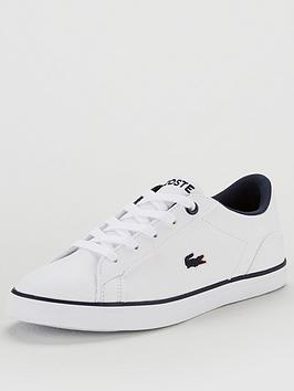Lacoste Lacoste Lerond Bl 2 Trainer Picture