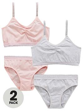 v-by-very-girls-2-pack-lace-trim-crop-top-and-knickers-set-greypink