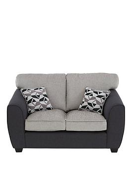 Very Juno Fabric Compact Standard 2 Seater Sofa Picture