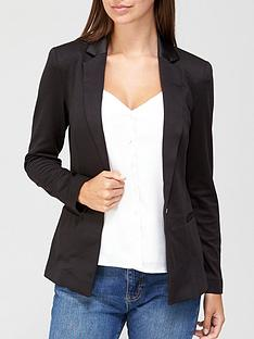v-by-very-ponte-jacket-black