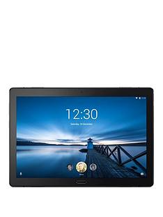 lenovo-tab-p10-10-inch-fhd-premium-glass-back-finishnbsp32gb-fingerprint-reader-black
