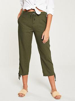 v-by-very-linen-mix-crop-trousers-khaki