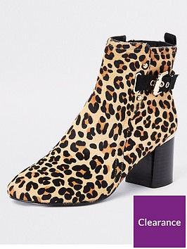 river-island-river-island-leopard-print-ankle-boots--brown