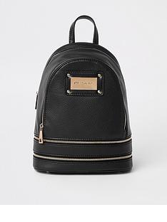 river-island-mini-backpack--black