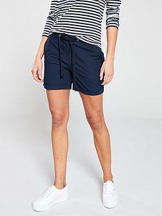 v-by-very-poplin-shorts-navy