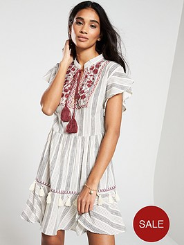 v-by-very-embroidered-and-tasselnbsptunic-stripe
