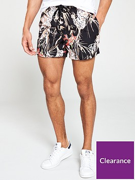 sik-silk-standard-swim-shorts-blackfloral