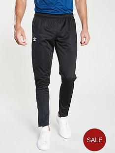 8e3a78547 Umbro Club Training Tapered Pants - Black