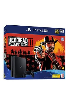 playstation-4-pro-red-dead-redemption-2-1tb-console-bundlenbspwith-optional-extras